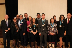2015 Champions for Change at CNAY's Annual Reception