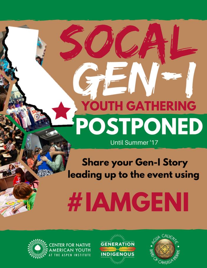 SoCal Postponed