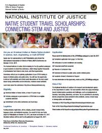 NIJ Scholarship